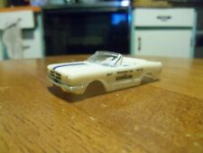 65 Indy Pace Car 65 Ford Mustang Convertible MoDel MoToRing SloT Car Body
