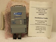 Lanart Ebt 1101 Ebt1101 Ethernet 10Base-Fb Micro Transceiver *New In Box* #2