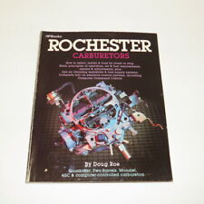 HPBooks HP Books Rochester Carburetors Install and Tuning Manual 1986 176 pgs