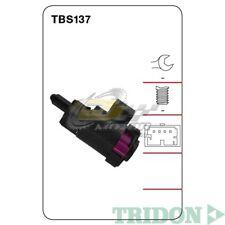 TRIDON STOP LIGHT SWITCH FOR Audi A4 01/08-06/13 2.0L(CDNB)  VVT (Petrol)