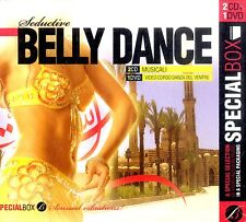 BELLY DANCE Seductive BOX 2CD+1 DVD NEW Sigillato