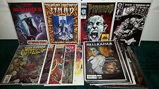 Clive Barker Comic Lot Hellraiser Masterpieces Pinhead #1 Trade Epic Marvel Boom