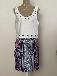 mary katrantzou skirt, Size 8