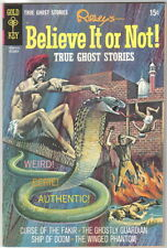 Ripley's Believe It or Not! Comic Book #16 Gold Key 1969 VERY FINE-