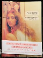 Petra Collins - Coming of Age - 2017 Japanese 1st. Edition w/ Obi