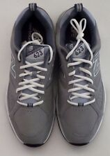 Nib New Balance grey Mx623Gs3 crossfit and running training shoes men size 14 D
