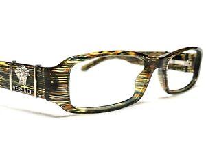 Versace MOD3087 662 Women's Tortoise Slate Rx Designer Eyeglasses Frames 52/16