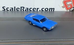 '69 Mercury Cyclone #1651  Body(ONLY) for Aurora Tjet type chassis