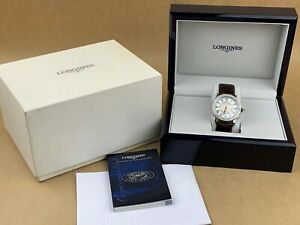 LONGINES Lindbergh Hour Angle L2.601.4 men's watch Mint in the Box