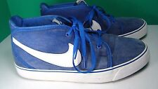 Nike Toki Varsity Royal Blue Canvas Shoes Men's Size 10