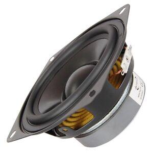 Dynavox Bass Chassis Lautsprecher Woofer 130 mm 8 Ohm, DY131-9A