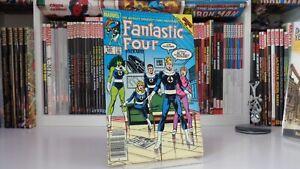 Marvel Fantastic Four #285 1985