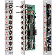 Doepfer A-160-2 Clock/Trigger Divider II : Eurorack : NEW : [DETROIT MODULAR]