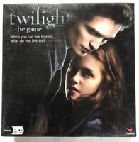 Twilight The Game Board Game Complete