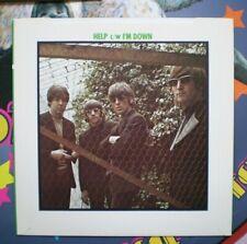 The Beatles  (HELP! / I'M DOWN BRITISH 45 w/ PIC SLEEVE NM/NM  LENNON/McCARTNEY