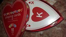 TWO's Company ~ sweetnotes carte da gioco 52 schede amore cuore regalo per San Valentino
