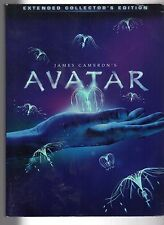 dvd AVATAR James CAMERON'S Extended Collector's Edition Contiene 3 Dischi