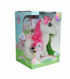 My Little Pony Retro Snuzzle Limited Edition Certificate Plush Toy BRAND NEW