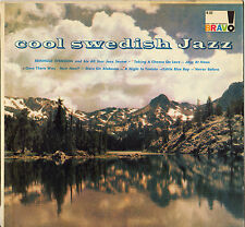 "REINHOLD SVENSSON ALL STAR JAZZ SEXTET ""COOL SWEDISH JAZZ"" 50'S LP"