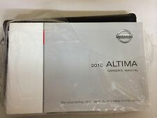 NEW 2010 Nissan Altima Owner's Owners Manual Guide Books Literature