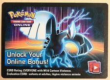 Pokemon Lugia EX ONLINE Code Card TCG from Fall 2013 Tin