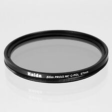 Haida 67mm Slim PROII Multi-Coated Circular Polarizer C-POL Filter Camera Lens
