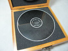 Brand New CF-CD.2 Carbon Fiber CD Mat Stabilizer Clamp