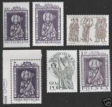 1997 Sant'Adalberto - Cz-D-Pl-H - serie