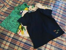 Next Baby First Size T shirts x 3 Boys  brand new with tags