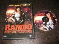 Rambo Cornered DVD Sylvester Stallone