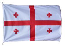 More details for georgia flag 100cm x 150cm correct 2:3 ratio