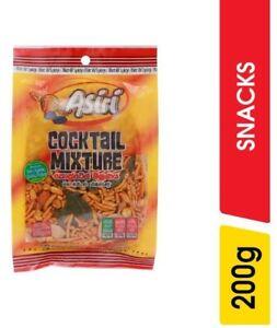 HOT & SPICY MIXTURE BITES- Murukku 200g Cocktail Mixture FOODS SRI LANKAN SNACKS