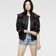 g-star raw for the oceans occotis hdd bomber size s womens jacket pharrell