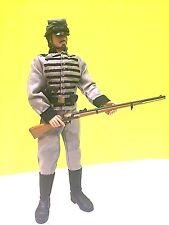 1/6 BBI/Sideshow Custom Civil War Virginia Cavalry 12in. Action Figure