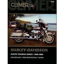 CLYMER HARLEY-DAVIDSON FLH-FLT TOURING SERIES 2006-2009 (M252)