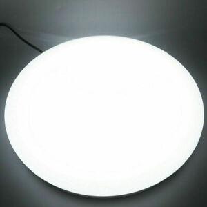 12W Modern LED Ceiling Downlight Spotlight Day White Light Lamp F Kitchen Office