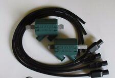 Kawasaki Z650 3 ohm Dyna Performance Bobinas de Encendido y Taylor Cables.Negro