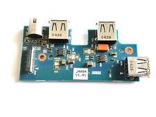 USB S-VIDEO Board Modulo Scheda 6050A0027101 V000020680 TOSHIBA Tecra