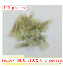 100 pieces of cold-pressed terminal for waterproof connection pipe wire joint