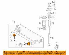 (1) Axle Beam Arm Bushing GENUINE HYUNDAI/KIA 551601E000  2005-2011 Accent, Rio