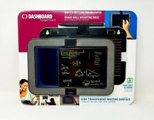 New! Dashboard by Boogie Board eWriter Tablet Hardcover Shell Grey Wall Mount