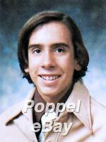TIM BURTON Senior High School Yearbook BATMAN BEETLEJUICE DEPP