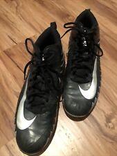 Nike Alpha Menace Shark Football Cleats Men Size 12W Athletic Shoes 878122-001