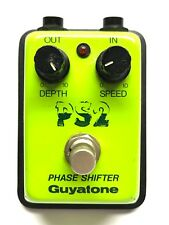 Guyatone Ps2, Micro Series, Phase Shifter, Made In Japan, 1980's, Vintage Effect