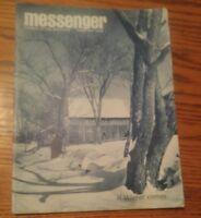 000 VTG Church of the Brethren Messenger Feburary 1978 Magazine If Winter Comes