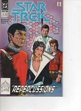 STAR TREK 4 DATED JAN 1990 GREAT STORIES FROM THE CLASSIC TV SHOW MINT