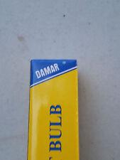 NEW DAMAR CLEAR 20W EXIT LIGHT BULB 3015A LOT OF 4 - 20T61/2CL