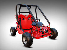 90CC TWIN SEAT BUGGY GOKART KIDS TEEN DUNE BUGGY QUAD ATV 4 WHEEL 110 125CC RED
