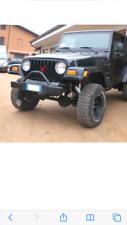Bull bar paraurti bumper jeep wrangler tj