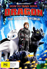 The How To Train Your Dragon - Hidden World (DVD, 2019)